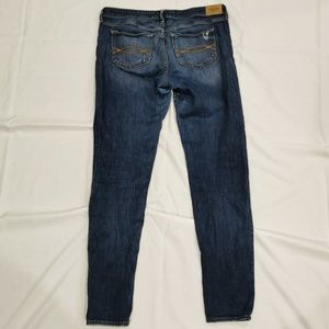 Abercrombie & Fitch Jeans - Abercrombie & Fitch | Super Skinny Destroyed Jeans
